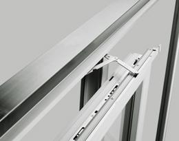 Параллельно-сдвижные системы Roto удобное разделение пространства